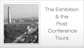 The Exhibition &  the Post Conderence Tours